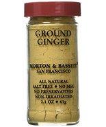 Morton & Bassett Ground Ginger, 2.1-Ounce jar - $12.82