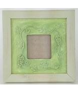 """Furio Grapevine Vineyard Garden Green Beige Distressed 3x3"""" Photo Pictur... - $13.09"""