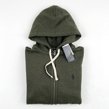 Polo Ralph Lauren Men's Hoodie Full-Zip Fleece Size S - $79.19
