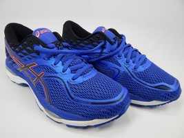 Asics Gel Cumulus 19 Size US 7 M (B) EU 38 Women's Running Shoes Blue T7B8N