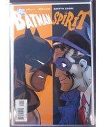 Batman The Spirit Comic #1 (Batman /The Spirit, 1) [Comic] [Jan 01, 2007... - $9.95