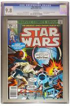 STAR WARS #5 MARVEL COMIC - 1977 1st Printing CGC 9.8, LUKE, CHEWBACCA, ... - $224.42