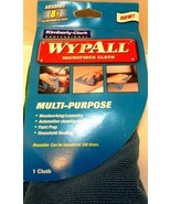 "NEW Kimberly-Clark WypAll Single BLUE Microfiber Cloths 15.75"" x 15.75"" - $4.98"