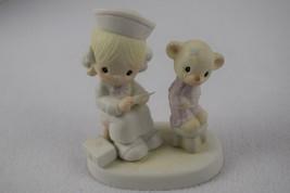 Precious Moments 1981 Love Beareth All Things Figurine E-7158 - $12.00