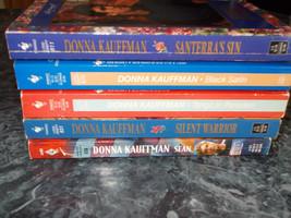 Harlequin Loveswept Donna Kauffman lot of 5 contemporary romance paperback - $5.99