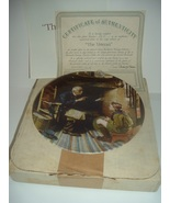 Norman Rockwell The Veteran Plate Heritage Collection 1987 w/ Box & COA - $15.99