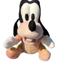 """DISNEY Babies Parks 10"""" Baby Goofy Plus Toy Dog Rare Collectible - $21.36"""