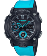 Casio G-SHOCK GA2000-1A2 Carbon Core Blue Strap Men's Guard Watch - $103.95