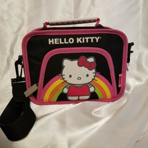 Hello Kitty Pink Rainbow Ninetindo DS Game Console and Cartridges Travel... - $16.82