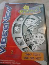 VideoNow Video Now The Fairly Odd Parents Shiny Teeth Odd Odd West Video Disc - $9.99
