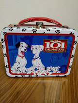 Walt Disney 100 Dalmatians Mini-Tin Lunch Box image 2