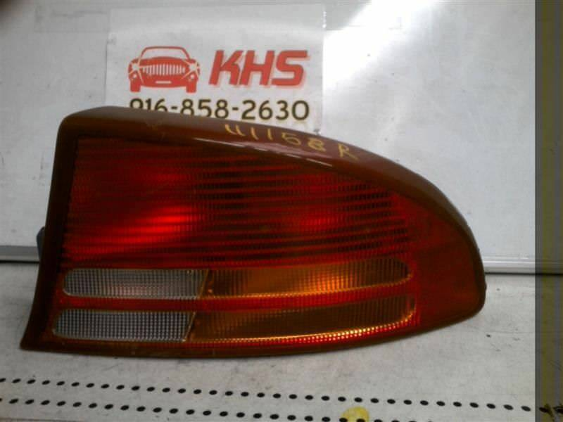 Primary image for Passenger Right Tail Light Ends Fits 98-04 INTREPID 231146