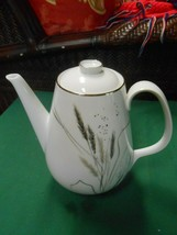"Rosenthal Selb-Plossberg Bavaria Germany Ceres ""Wheat"" .Tall Tea Pot 8"" - $47.11"
