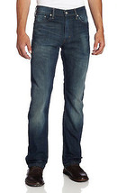 Levi's Strauss 513 Men's Original Straight Leg Denim Jeans 08513-0200 image 2