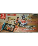 Mario Kart Live Home Circuit Mario Set Edition (Nintendo Switch) - $197.99