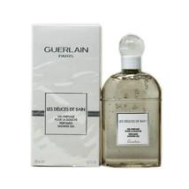 GUERLAIN LES DELICES DE BAIN PERFUMED SHOWER GEL 200 ML/6.7 FL.OZ. - $51.98