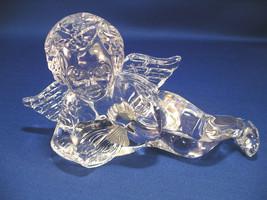 Waterford crystal, Cherub playing Lute (Brand New unused) (115032) - $69.30