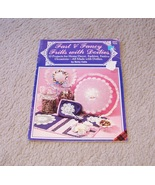 Fast and Fancy Frills With Doilies - Betty Valle - $3.50
