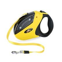 New Retractable Basic Ergonomic anti slip Leash Cord Belt Plastic Dog Ca... - $13.09