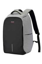 RUIGOR LINK 39 Laptop Backpack Black-Grey - $49.95