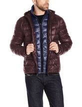 Tommy Hilfiger Men's Premium Insulated Packable Hooded Puffer Nylon Jacket image 7