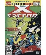 X-Factor #Annual 7 [Comic] [Jan 01, 1992] - $4.00