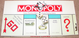 MONOPOLY REAL ESTATE TRADING GAME 1985 PARKER BROTHERS INCLUDES RETIRED ... - $25.00