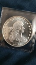 1 oz Silver Round - 1804 Liberty - The King of American Coins - $42.00