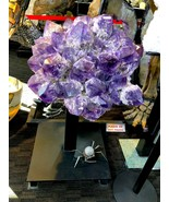 AMETHYST GEODE FROM BRAZIL CRYSTAL QUARTZ PIRATE GOLD TREASURE MINERAL ROCK - $71,500.00