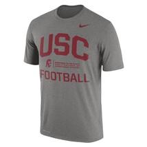 USC Trojans Nike Player Training DRI-FIT Men's T-Shirt - Size Small NWT - $16.99