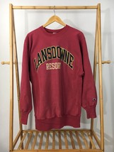VTG Champion Men's Reverse Weave Lansdowne Resorts Crew neck Sweatshirt ... - $31.47