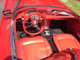 1961 Chevrolet Corvette Convertible For Sale In Byron Center MI 49315 image 6
