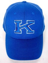 University Of Kentucky Wildcats Men's Blue Baseball Hat Stretch Fit One ... - $26.27