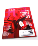 Real Simple Magazine - Dec 2015 - By Time - $9.00