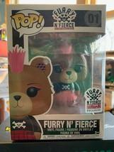 New Funko POP Furry n' Fierce Build a Bear 01   - $11.00