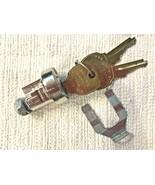 National Cabinet Locks - 1 Lock Set - Mailbox Lock - PSIN 0910A - Unused - $7.91
