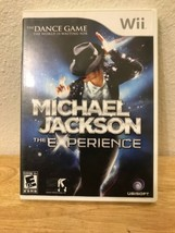Michael Jackson: The Experience Nintendo 2010 Wii Dance Video Game - $26.85