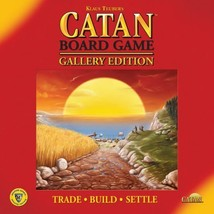 Mayfair Games Catan Board Game - Gallery Edition - $89.54