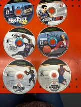 Original Xbox Basketball Game Lot Of 6 - $19.79