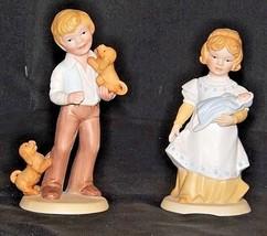 Best Friends Figurines (Avon) AA18 - 1088 Vintage  - $29.65