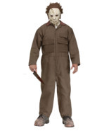 Michael Myers Mask And Costume Rob Zombie Halloween Movie Franchise Funw... - $65.09