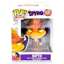 Funko Pop! Games Spyro Ripto Vinyl Figure #531