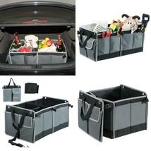 Foldable Multi-compartments Cargo Storage Car Trunk Organizer - $41.03