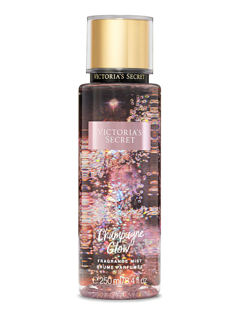 Victoria's Secret Champagne Glow Fragrance Mist 8.4 oz / 250 ml