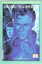 Star Trek Original Crew Annual Biography Comic Book 1992 VERY FINE/NEAR ... - $3.50