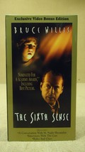 Hollywood Pictures The Sixth Sense VHS Movie  * Plastic * - $4.34
