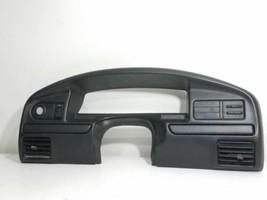 92-96 FORD F150 F250 F350 BRONCO INSTRUMENT CLUSTER BEZEL COVER DASH TRI... - $179.99