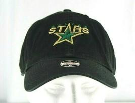 Dallas Stars  NHL Black Baseball Cap Adjustable   M - $23.99