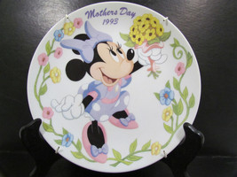 Grolier Collectibles Limited Edition Mothers Day Bouquet 1993 Disney Minnie - $17.00