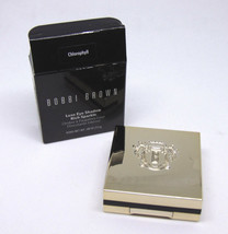 BOBBI BROWN Luxe Eye Shadow Rich Sparkle Chlorophyll  0.08oz/2.5g NIB - $19.40